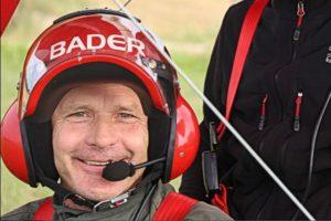 pilot motolotni motolotnie Mazury
